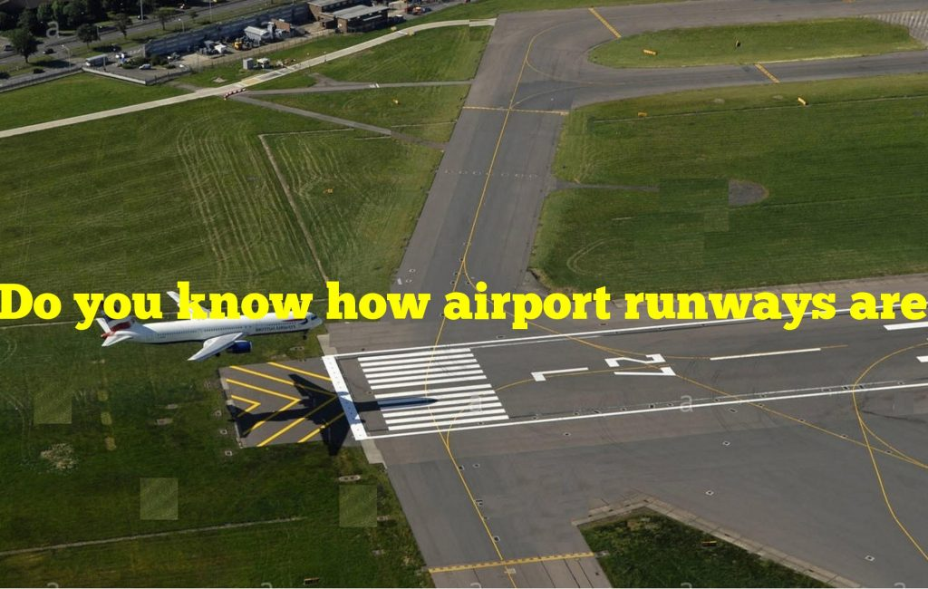 Do you know how airport runways are numbered?