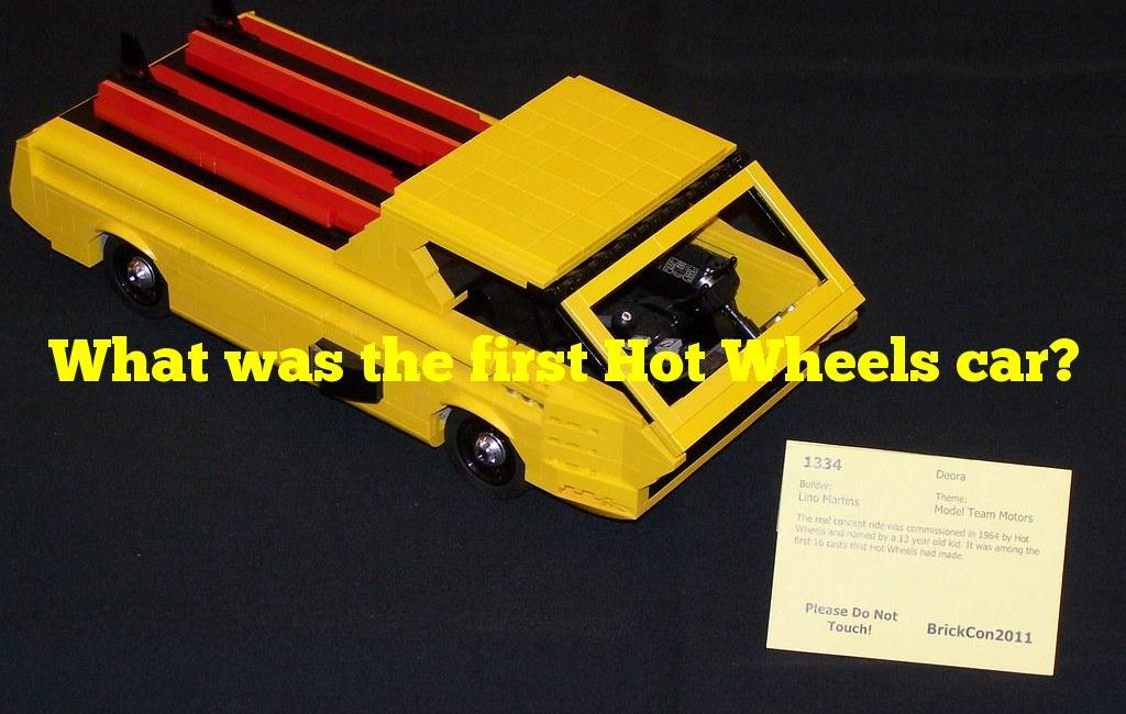 What was the first Hot Wheels car?